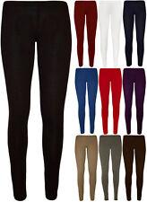 Unbranded Plus Size No Pattern Women's Leggings