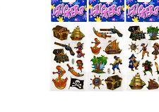 360 packs de pirate autocollants chaque A 9 achat en gros LIQUIDATION