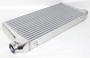 "Universal Intercooler 31X12X3 2.5"" I/O fit Mazda Toyota Acura BWM Audi Honda"