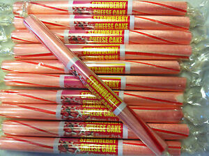 6 X STICKS OF HAND MADE TRADITIONAL ROCK CANDY FLOSS ICE CREAM BUBBLE GUM GIFT