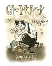 COLOR INK BOOK VOLUME 17 GRIS GRIMY COVER INKY MESS KEN GARDUNO DIY COLORING