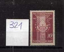 Finlandia / Finland 1947 Serie 60° anniversario cassa di risparmio postale MNH