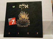 ALEF Alef Chema Israel ... EDL 044