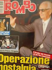 Auto & Sport ROMBO 8 1997 La Ferrari compie 50 anni - Ricordo di Enzo Ferrari
