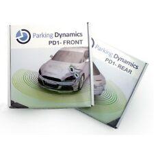 Sin taladro, sin agujeros, ajuste fácil! - Sensor de aparcamiento coche electromagnética (frontal Y Trasera)