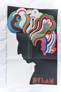 BOB DYLAN-ILLUSTRATION-ART-GRATEFUL DEAD-COMIC ART-CONCERT POSTER-STANLEY MOUSE