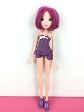 Winx Club Doll Tecna Fashion Pack Clothes / Poupée