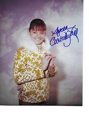 Lost In Space Autograph Angela Cartwright In Person Hand Signed  Rare! W/ COA