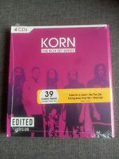 Korn The Box Set Series 4 CD SEALED