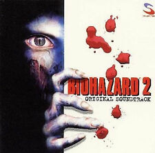 BIOHAZARD 2 GAME ORIGINAL SOUNDTRACK CD BIO HAZARD