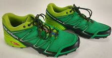 Salomon Speedcross Vario Trail Running Shoes Green US Men's Size 11  379077