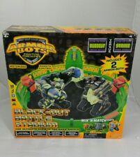 Black-Out Battle Stadium w/2-Armor Robots Motorized RC Fighting Machines