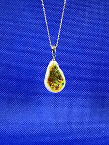 Galatea Pearltanical 14mm freashwater pearl.
