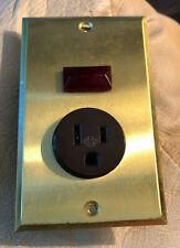 Vintage ARROW-HART 5755 Warning Light Combination