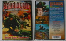Battle of Blood Island  Richard Devon Ron Kennedy -  U.S. dvd, sealed