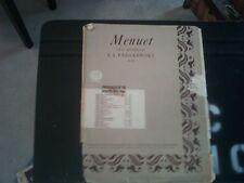 Paderewsky: Menuet a L'Antique, for piano (Century)