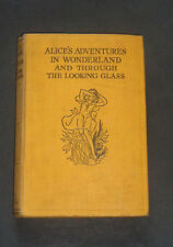 ALICES ADVENTURES IN WONDERLAND & THROUGH THE LOOKING GLASS by Lewis Carroll