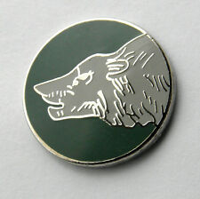 """US ARMY 104TH INFANTRY DIVISION TIMBERWOLVES UNITED STATES LAPEL PIN BADGE 1 """""""