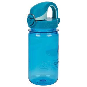 Nalgene Kids On the Fly Water Bottle - 12 oz. - Blue/Blue