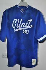 Rare Vintage G Unit Shirt By 50cent G Unit Clothing Size Large Blue