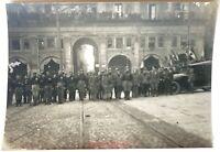 Adunata degli Arditi Reggiani 1924 fotografia 17X12 cm