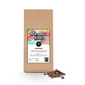 Coffee Beans Small Batch Fresh Roasted Espresso Arabica Sustainable Source A+