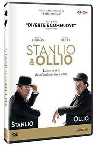 Stanlio E Ollio La Storia Vera Di Un'amicizia Irresistibile Dvd Da Collezione OR