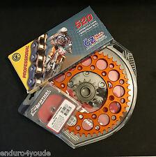 kettenkit RENTHAL PARA KTM EXC 125 DESDE 1991-2017 13 48 NUEVO CZ 520 RD CADENA