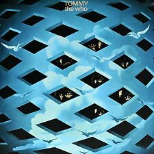 THE WHO 'TOMMY' BRAND NEW SEALED RE-ISSUE DOUBLE LP