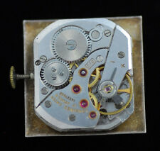 1967 VINTAGE LONGINES CALIBER 370 MENS WRIST WATCH MOVEMENT - RUNNING