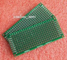 5pcs 3X7 CM Double-side Protoboard Circuit Prototype DIY PCB Bread Board 3 X 7