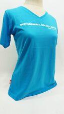 BMC Casual T-Shirt Triathlon Schwimmen, Freuen, Laufen Blue - Women's M 212209