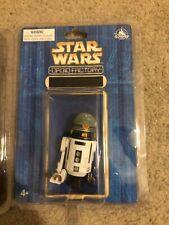 2012 Star Wars Droid Factory Astromech Droid Figure Disney Theme Parks! Rare