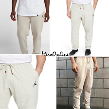 SZ LARGE 🏀🆕🔥 Nike Men's Jordan Jumpman Woven Bone Trousers Pants 939996-072