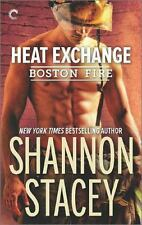 Heat Exchange (Boston Fire) by Stacey, Shannon, Good Book