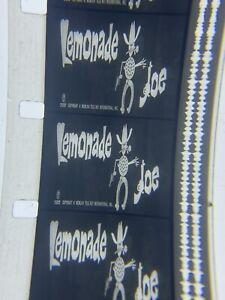 16mm LEMONADE JOE Spaghetti Western Feature Film