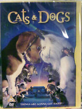 CATS & DOGS DVD WITH SPECIAL FEATURES (STILL SEALED AND WRAPPED)