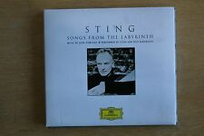 Sting  – Songs From The Labyrinth    (Box C298)