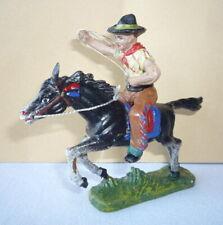 Wildwest - Figur aus Masse : Cowboy zu Pferd von PLASTINOL (2)