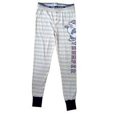 DISNEY BAMBI THUMPER Signore Pantaloni del Pigiama Giarrettiera UK 6-8 Primark