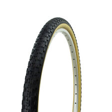 "NEW! 26"" x 1.75"" BMX bike BLACK GUM WALL Comp 3 design bicycle tire 65PSI"