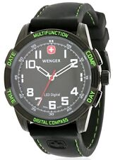 Wenger Nomad LED Compass Mens Watch 70433