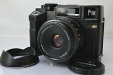 [MINT]Bronica RF645 Medium Format Film Camera + Zenzanon RF 65mm F/4 Lens #4675