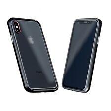 Devilcase cnc-cabeza fresada aluminum-bumper aluminio-marco para iPhone x negro