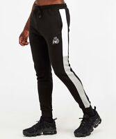 Kings Will Dream KWD Mens New Tracksuit Bottoms Joggers Black Grey White Oxlow