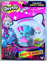 Shopkins Wild Style Shoppets Doll: Sweetie Scents with Pearl Perfume