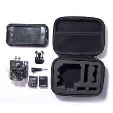 Small Travel Carry Case Bag for Go Pro GoPro Hero 1 2 3 3+ Camera, SJ4000 @T