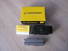 LEATHERMAN USA - MULTITOOL - MODELL WAVE MIT HOLSTER - SILBERFARBEN - NEU & OVP