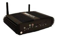 MAXDATA MiniPC 320GB HDD Atom N270 1,6G WLAN 2GB RAM CarPC Lüfterlos Nettop HTPC
