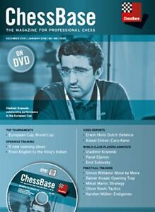 ChessBase Magazin / Magazine 169 - Heft + DVD - Schach / Chess - NEU / NEW - OVP